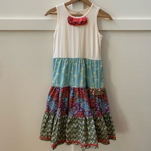 Matilda Jane Dresses - matilda jane country fields tiered dress